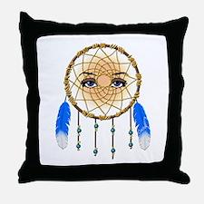 Dream Catcher Throw Pillow