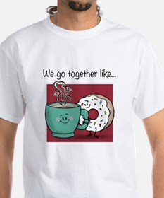 Coffee and Donuts Shirt