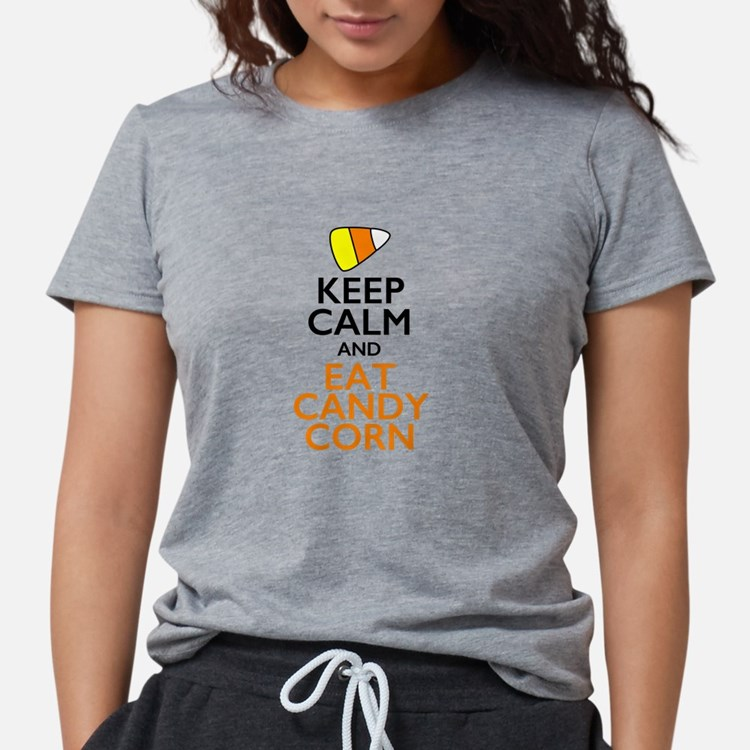 Keep Calm and Eat Candy Corn T-Shirt