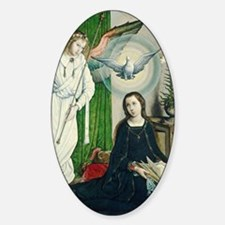 The Annunciation Decal