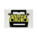The Thing Rectangle Magnet (10 pack)