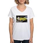 Debbies Thing Women's V-Neck T-Shirt