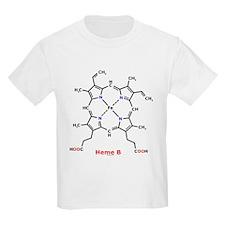 Molecularshirts.com Heme T-Shirt
