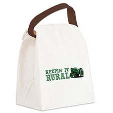 Keepin it RURAL Canvas Lunch Bag