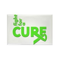 Lymphoma Fight For A Cure Rectangle Magnet
