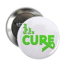 """Lyme Disease Fight For A Cure 2.25"""" Button"""