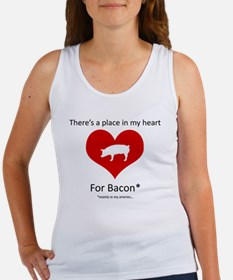 There's a Place in my Heart for B Women's Tank Top