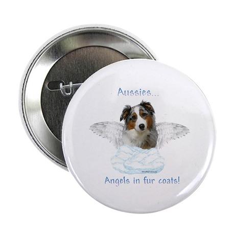 Aussie Angel Button