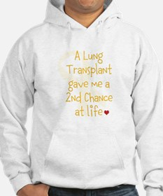 2nd Chance At Life (Lung) Hoodie