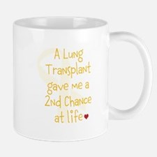 2nd Chance At Life (Lung) Mug