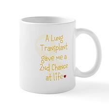 2nd Chance At Life (Lung) Mug