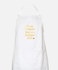 2nd Chance At Life (Lung) Apron