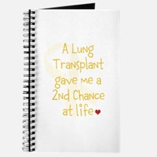 2nd Chance At Life (Lung) Journal