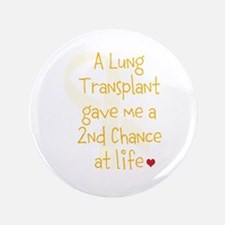 "2nd Chance At Life (Lung) 3.5"" Button (100 pack)"