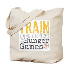 Training For The Hunger Games Tote Bag