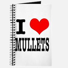 I Heart (Love) Mullets Journal