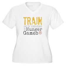 Training Hunger Games T-Shirt