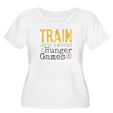 Traing Hunger Games T-Shirt