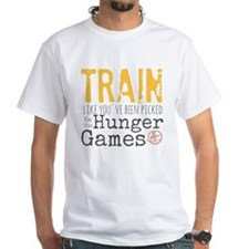 Train like youve been picked for the Hunger Games