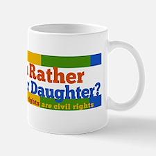Gay rights Mug