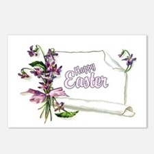Happy Easter Postcards (Package of 8)