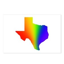 Texas 3 - Postcards (Package of 8)
