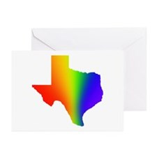 Texas 3 - Greeting Cards (Pk of 10)