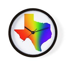 Texas 3 - Wall Clock
