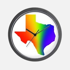 Texas 3 - Wall Clock