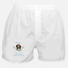 Beagle Angel Boxer Shorts