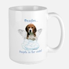 Beagle Angel Mug