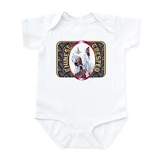 Chinese Crested Designer 2 Infant Bodysuit