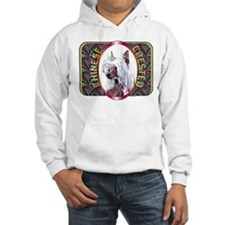 Chinese Crested Designer 2 Hoodie