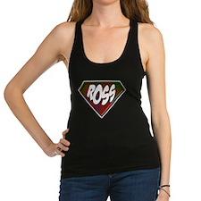 Ross Superhero Racerback Tank Top