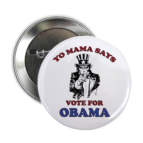 """Yo Mama! 2.25"""" Button (100 pack)"""
