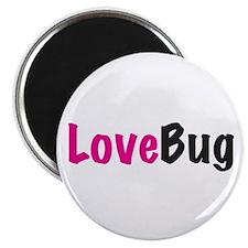 """LoveBug 2.25"""" Magnet (100 pack)"""