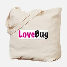 LoveBug Tote Bag