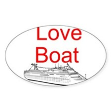 Love Boat Decal