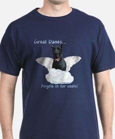 Dane(black) Angel T-Shirt