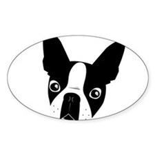 Boston Terrier Decal