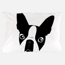 Boston Terrier Pillow Case