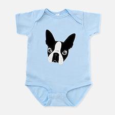 Boston Terrier Body Suit