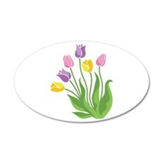 Tulips Plant Wall Decal