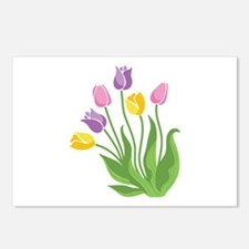 Tulips Plant Postcards (Package of 8)