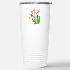 Tulips Plant Travel Mug