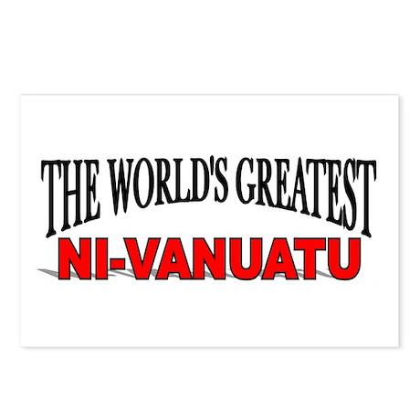 """The World's Greatest Ni-Vanuatu"" Postcards (Packa"