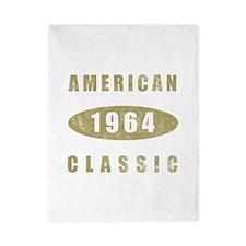 1964 American Classic (Gold) Twin Duvet