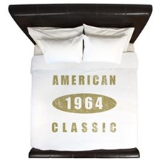 1964 American Classic (Gold) King Duvet