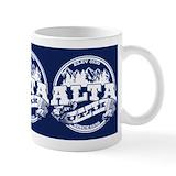 Salt lake city utah Standard Mugs (11 Oz)