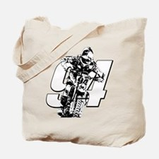 94 ghost white Tote Bag